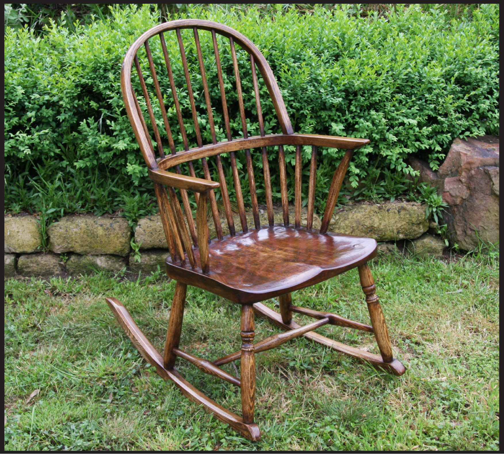The traditional rocking chair as they should be